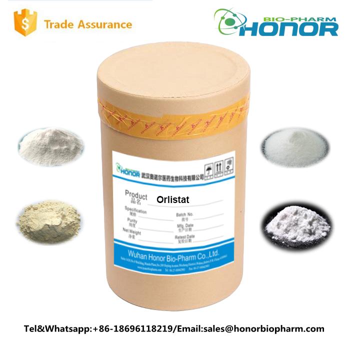 Factory supply Orlistat CAS 863-57-0 for diet pill